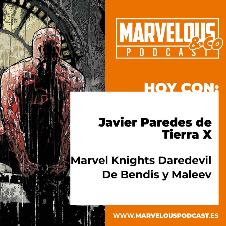 Marvelous & Co -13- Javier Paredes