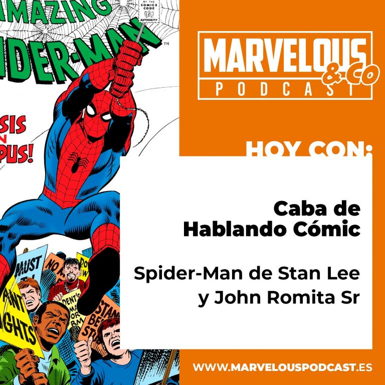 Marvelous & Co -14- Caba de Hablando Cómic