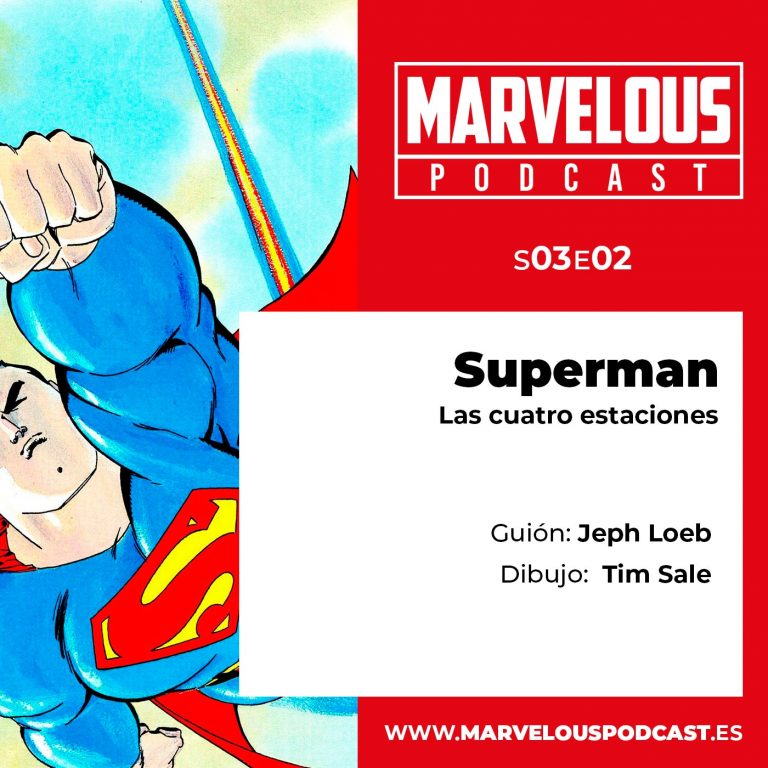 S03E02- Superman, Las cuatro estaciones y Top 10