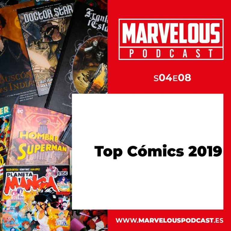 S04E08- Top Cómics 2019